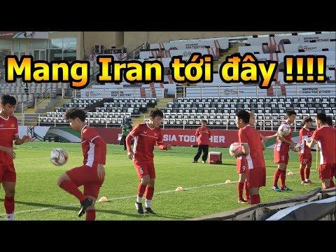 DKP đi xem  ĐT Việt Nam VS Iran Asian Cup 2019 Quang Hải , Xuân Trường , Công Phượng quyết ghi bàn - Thời lượng: 10 phút.