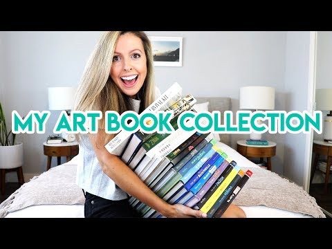 MY ART BOOK COLLECTION