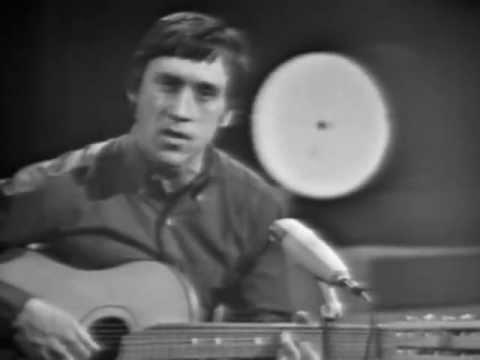 Владимир Высоцкий - Таллин, 1972, Эстонское ТВ (видео)
