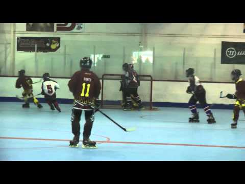 Borhamwood Crusaders Roller Hockey Match