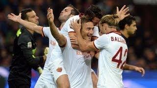 inter roma Stagione 2013/14 - Inter Roma 0-3
