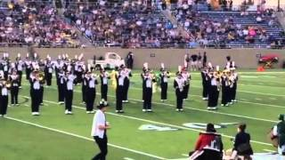 High School band pays tribute to Smash!