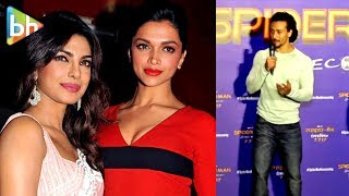 """Even Deepika Padukone And Priyanka Chopra Have To Audition"": Tiger Shroff"