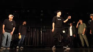 我亜助 vs ITR – Popper's college June Festival Crew Battle BEST4
