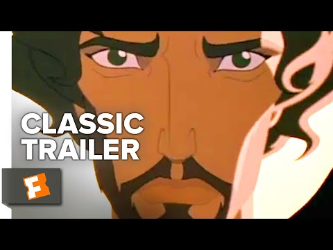 The Prince of Egypt (1998) Trailer #1   Movieclips Classic Trailers