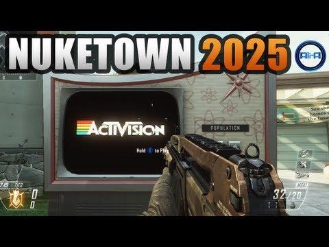 Black Ops 2 Nuketown 2025 Easter Egg Tutorial – Call of ...