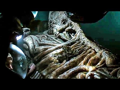 Prometheus - FULL and OFFICIAL Second Trailer of PROMETHEUS Movie Join us on Facebook http://facebook.com/FreshMovieTrailers Unseen Prometheus footage here http://www.you...