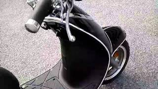 2. my new Lance Cali Classic 125 scooter!!!   Houston, TX   By Jil .. (princzz).flv