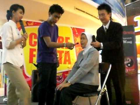 Migrain Therapy with Master Ferry Wong @Gramedia Cinere Okt 2010