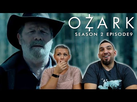 Ozark Season 2 Episode 9 'The Badger' REACTION!!