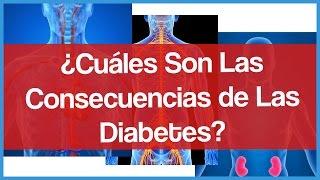Consecuencias de la Diabetes - Lo que sucede con Niveles altos de Glucosa en la Sangre ...