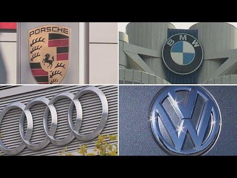Gab es ein deutsches Auto-Kartell? Das wahrscheinlich g ...