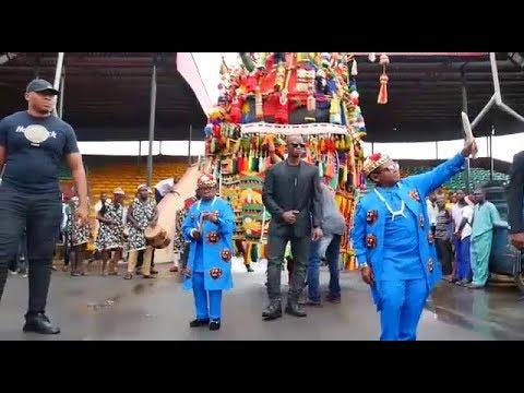 Return of The Billionaire - Yul Edochie, Aki & Pawpaw Latest 2019 Nollywood Movies.