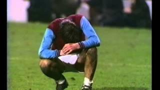 Gordon Banks hält Elfmeter im Cup-Semifinale 1971/72