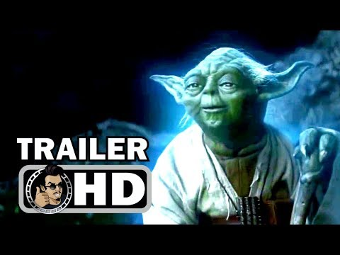 STAR WARS: THE LAST JEDI Official Blu-Ray Trailer (2018) Sci-Fi Action Movie HD