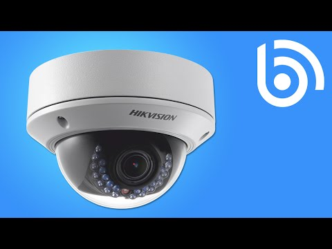How to configure WDR on Hikvision
