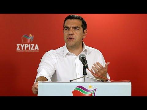 Αλ. Τσίπρας: «Θα ζητήσω από τον Πρόεδρο της Δημοκρατίας την άμεση προκήρυξη εκλογών»…