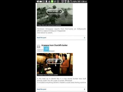 Video of itranslation