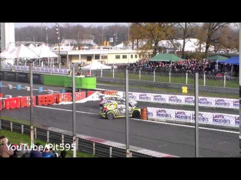Vídeos de 'Vídeo: increíble adelantamiento de Valentino Rossi con un Ford Fiesta WRC'