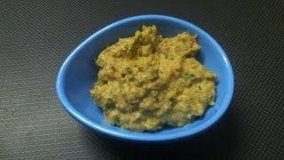 Thengai (coconut) chutney without Roasted gram