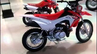 10. Honda 2014 CRF110F