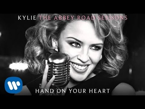 Kylie Minogue - Hand On Your Heart - The Abbey Road Sessions