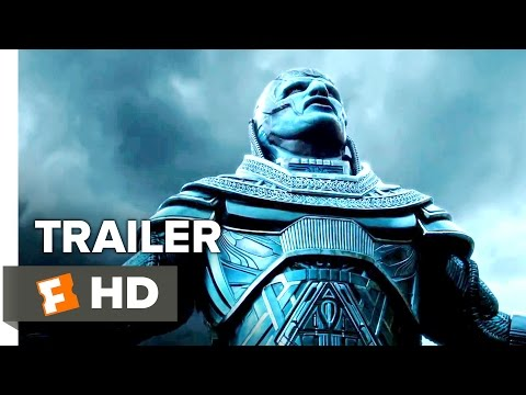 Check Out The New X Men Movie Trailer!