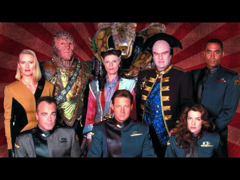 BABYLON 5 🌟 THEN AND NOW 2020