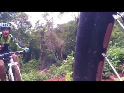 Trilha de Bike na Tromba dos Macacos e Maribondo Vaqueiro em Corumba-MS