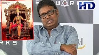 Press Meet- Gunasekhar and Anushka Shetty's Rudramadevi
