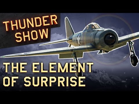 Thunder Show: The element of surprise
