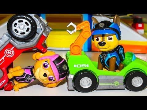 Мультик Щенячий патруль все серии Мультики про игрушки Развивающие видео для детей Раw Ратrоl - DomaVideo.Ru