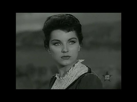 "MISS DEBRA PAGET IN ""JOHNNY RINGO"" (1960)"