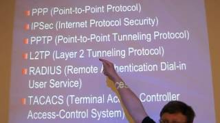 Sam's Network Security Class - Tues 02/12/2013 - Understanding Basic Network Security Pt2