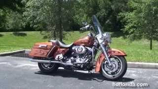 10. Used Harley Davidson Road King for sale in Florida
