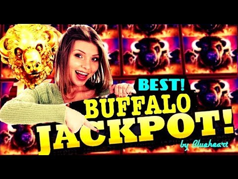 ★ DREAM COME TRUE ★ 100+ SPINS! BUFFALO GOLD slot machine MASSIVE JACKPOT