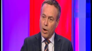 Michael Portillo gives a bollocking to the Financial Times
