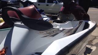 2. 2001 yamaha Xl 700