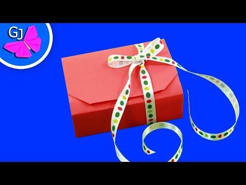 Подарки поделки из бумаги