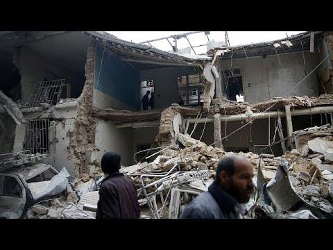 Ντέιρ Αλ Εζόρ: Ότι άφησε πίσω του ο ISIS
