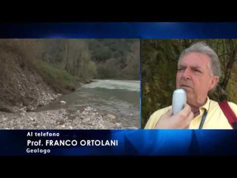 Il Prof. Ortolani interviene sulla crisi idrica che sta colpendo il Cilento