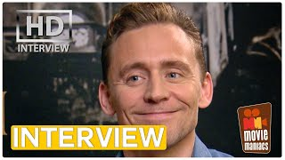 Crimson Peak | Tom Hiddleston on ghosts and more exclusive interview (2015) full download video download mp3 download music download