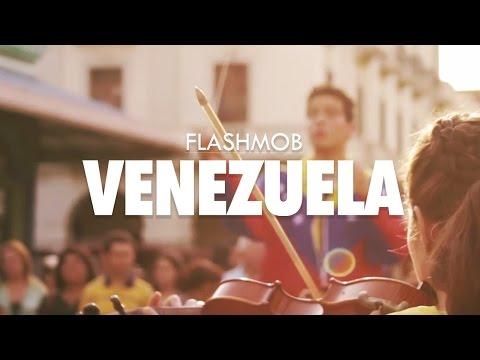 Este es el FlashMob Venezuela que erizará tu piel