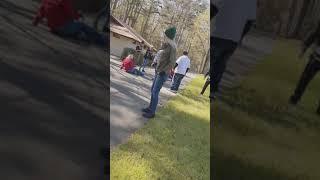 Pit Bull atakuje konia