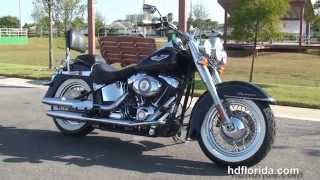 7. Used 2008 Harley Davidson Softail Deluxe Motorcycles for sale