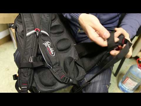 Рюкзак для рыбалки Nova Tour «Дартер PRO». Видеообзор.