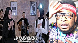 Video CATHOLIC REACTS TO Sabyan Gambus - LAA ILAAHA ILLALLAH Feat Alma SBY MP3, 3GP, MP4, WEBM, AVI, FLV Maret 2019