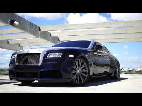 MC Customs | Wide body Rolls Royce Wraith