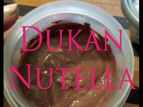 Diet recipe -§- Dukan Nutella -§-