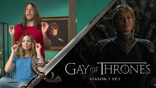 Nonton Dragonweave  With Erin Gibson    Gay Of Thrones S7 E1 Recap Film Subtitle Indonesia Streaming Movie Download